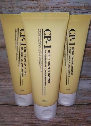 Кондиционер для волос с протеинами - esthetic house cp-1 bright complex intense nourishing