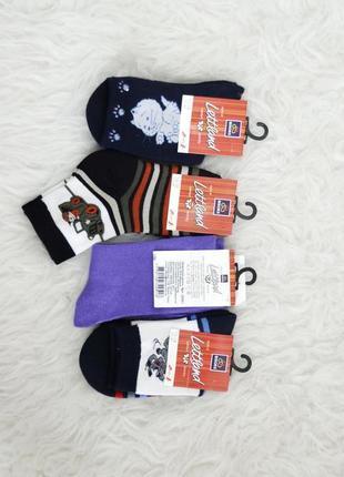 Детские носки lettland в ассортименте. код 1046