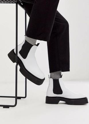 Ботинки унисекс asos made in portugal