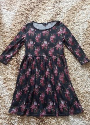 Платье в стиле беби долл с-м