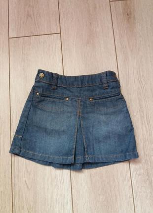 Джинсовая юбка джинсова спідниця