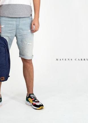 Рюкзак «mavens carryon» для ручной клади wizz air (40х30х20) | ryanair (40х20х25)3 фото