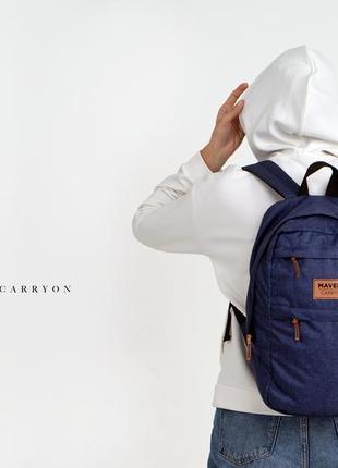 Рюкзак «mavens carryon» для ручной клади wizz air (40х30х20) | ryanair (40х20х25)4 фото