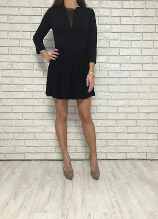 Черное платье gizia (4g)