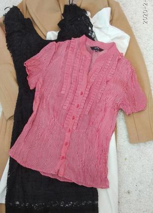 Блуза рубашка ostin xs