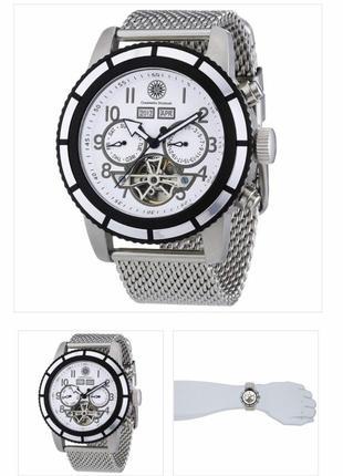 Часы мужские механические дорогой бренд германии cotstantin durmont
