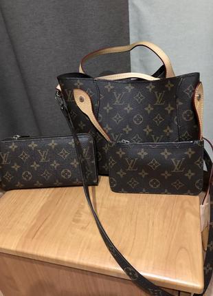 Нова неймовірно стильна шкіряна сумка