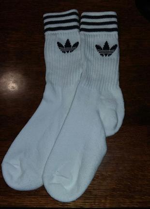 Крутые высокие носки adidas originals Adidas 2658d90f2a555