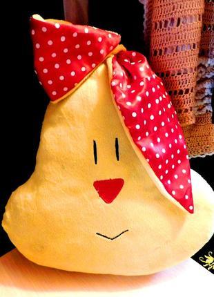 Подушка-игрушка мягкая, покупка с германии