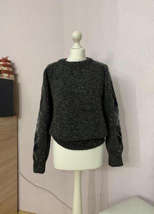 Burberry's свитер шерсть