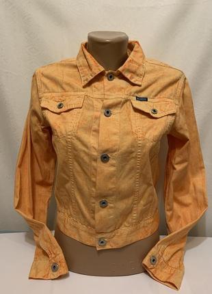 Джинсовая рубаха/лёгкая курточка diesel