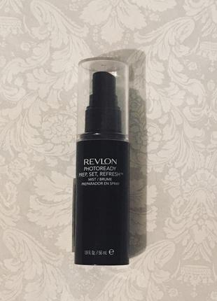 Revlon спрей фиксатор макияжа
