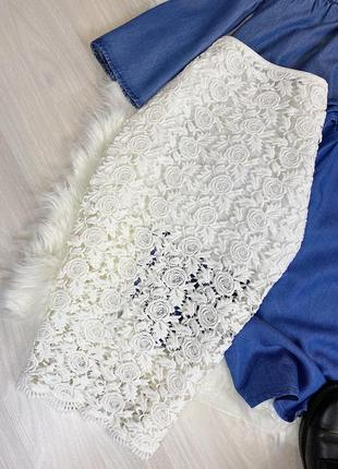 Кружевная юбка george's rech