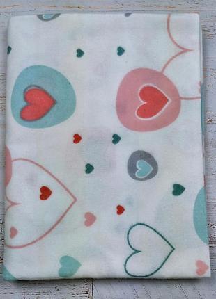 Фланелевая пеленка 80*100 см