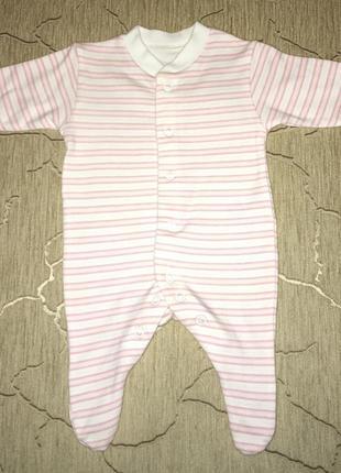 Человечек, слип для новорожденного