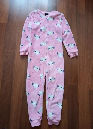 Кигуруми, человечек, пижама 7-8 лет