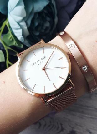 Набор часы и браслет к часам, годинник в упаковке