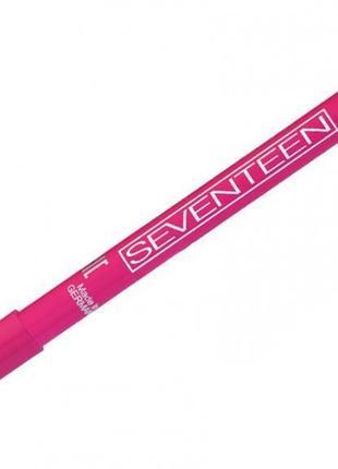 Водостойкий карандаш для губ seventeen 32