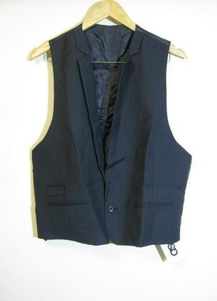 Жилет asos новый арт.935 + 2000 позиций магазинной одежды