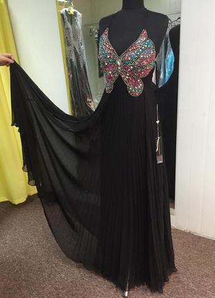 Вечерние платье forever unique
