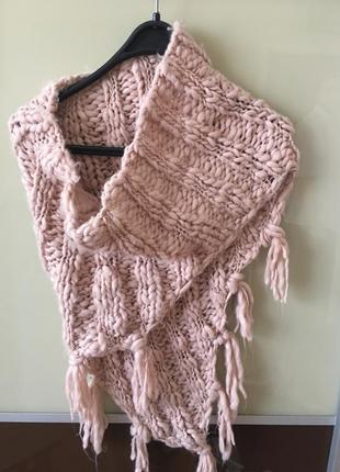 Новый  хомут шарф