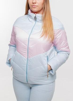 Весенняя куртка ветровка легенькая