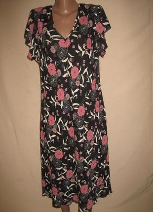 Отличное платье bonmarche р-р20,
