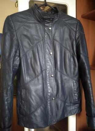 Куртка кожаная ,куртка из натуральной кожи