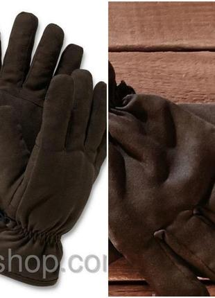 Теплющие перчатки от тсм tchibo (германия), размер 10