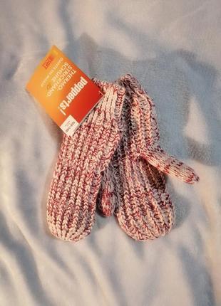 Перчатки, варежки на девочку