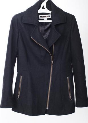 Куртка шерстяна демісезон