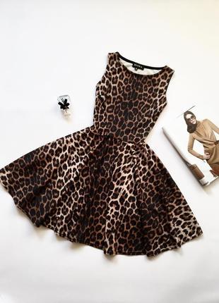 Платье леопардовое🐆