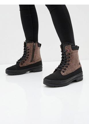 Ботинки зимние осенние dc shoes оригинал