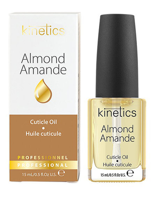 Масло для кутикулы kinetics: almond amande