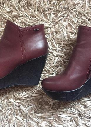 Демисезонные ботинки jenny fairy