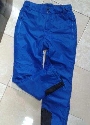 Лыжные непромокаемые термо штаны 48-50 сrane германия