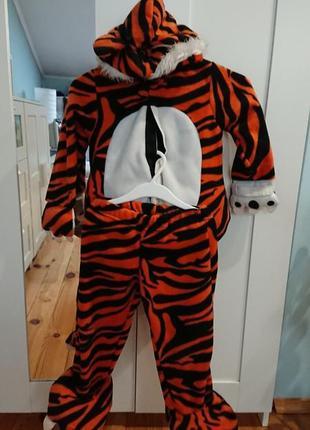 Карнавальний костюм тигр 🐯 на 3/4года от old navy