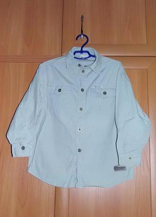 Рубашка на 6-7 лет лет