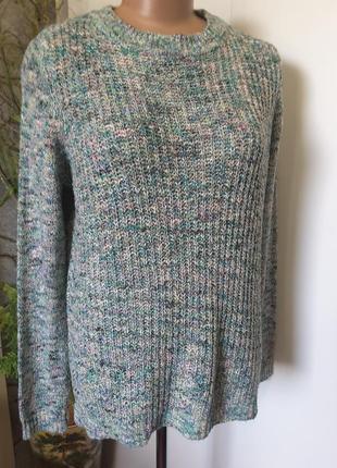 """Вязаный пуловер в стиле """"casual"""""""