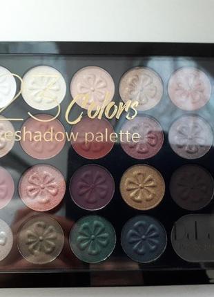 Тени для век dodo girl 23 colors eyeshadow palette
