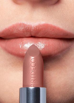 Artdeco high performance lipstick, 481 тон роскошная губная помада, в наличии оттенки