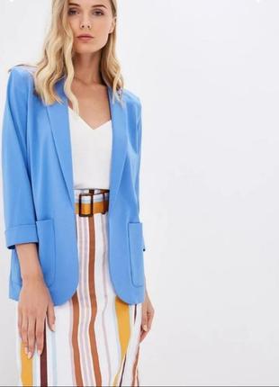 Прекрасный стильный пиджак жакет от m&s