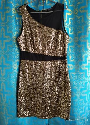 Фирменное нарядное платье/вечернее/коктельное платье