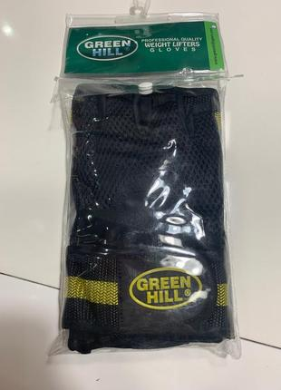 Перчатки вело/тяжелоатлетические