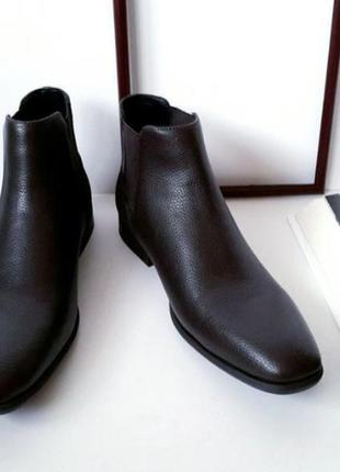 Челси туфли- ботинки деми весенние осенние calvin klein
