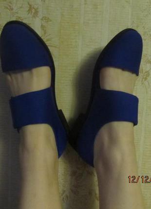 Абсолютно новые ретро-туфли