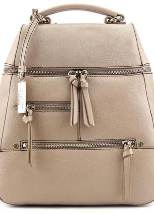 Рюкзак кожаный dolce vita blair. оригинал