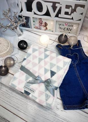 Канадский плед blankets & beyond одеяло конверт на выписку для новорождённых