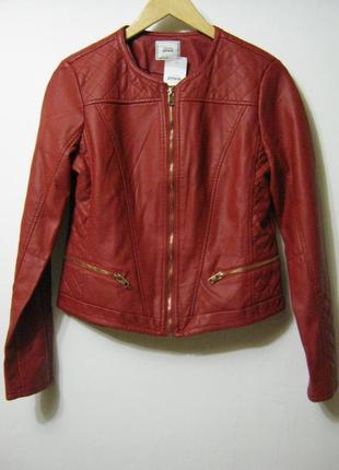 Куртка красная pimkie новая модель + 2000 позиций магазинной одежды