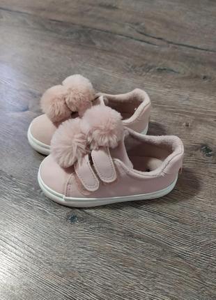 Кроссовки обувь для девочки 23 р 13-14 см